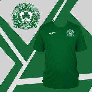 Πράσινη φανέλα προπόνησης 2021 / Green training jersey 2021