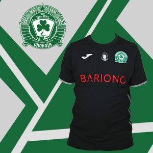 Μαύρη επίσημη 2021/Official Black Jersey 2021