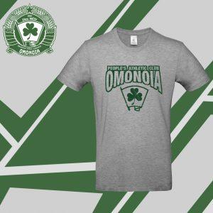 People's Athletic Club OMONOIA Γκρίζα φανέλα (Παιδική)