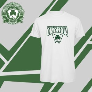People's Athletic Club OMONOIA Άσπρη φανέλα