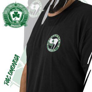 Μαύρη φανέλα antifa / Black t-shirt antifa